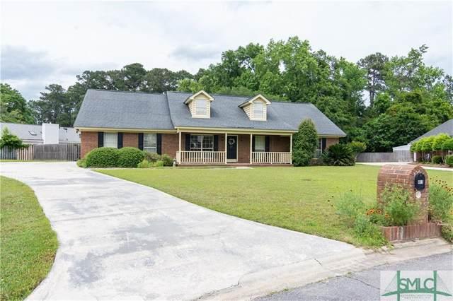 412 Musket Court, Pooler, GA 31322 (MLS #248245) :: The Arlow Real Estate Group