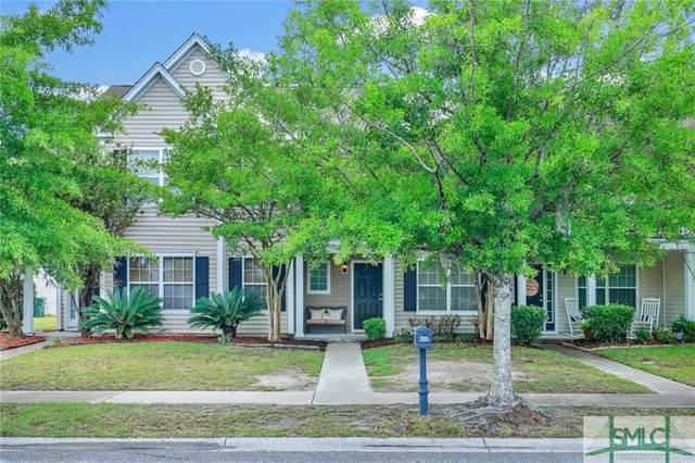 36 Bushwood Drive, Savannah, GA 31407 (MLS #248247) :: McIntosh Realty Team