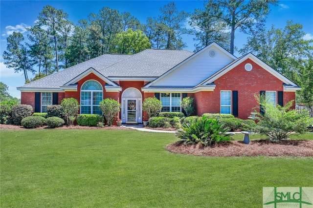 434 Walthour Drive, Rincon, GA 31326 (MLS #248250) :: McIntosh Realty Team
