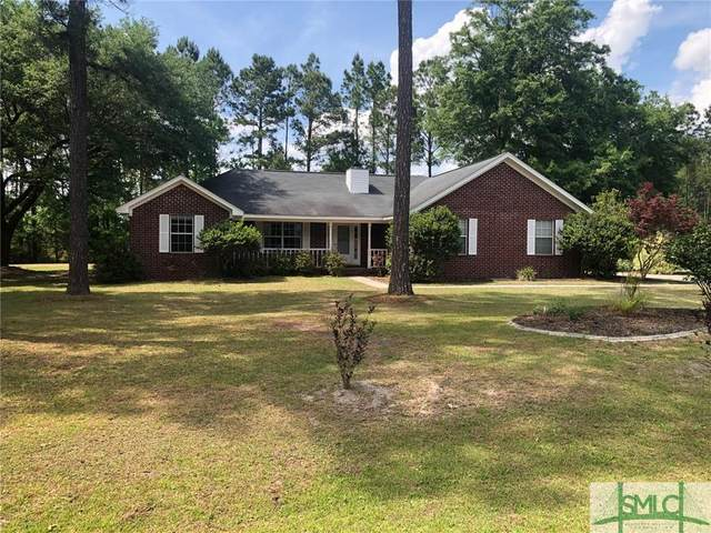109 Cottonwood Drive, Rincon, GA 31326 (MLS #248253) :: Keller Williams Coastal Area Partners