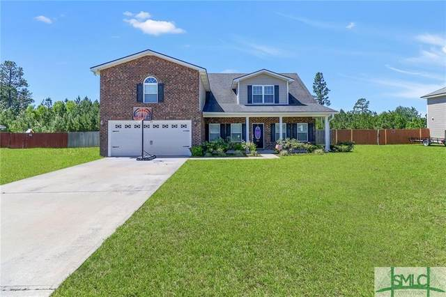 129 Madison Avenue NE, Ludowici, GA 31316 (MLS #248254) :: Savannah Real Estate Experts