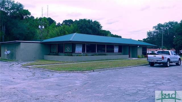 3718 Ogeechee Road, Savannah, GA 31405 (MLS #248255) :: Keller Williams Realty-CAP