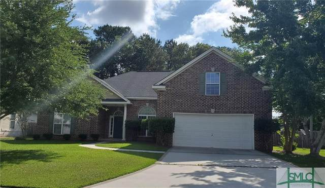 153 Grayson Avenue, Savannah, GA 31419 (MLS #248257) :: McIntosh Realty Team