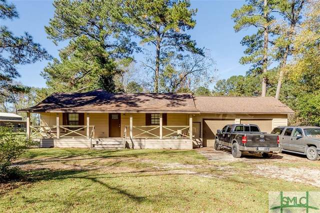 4221 Ga Highway 119 Highway N, Clyo, GA 31303 (MLS #248259) :: The Hilliard Group