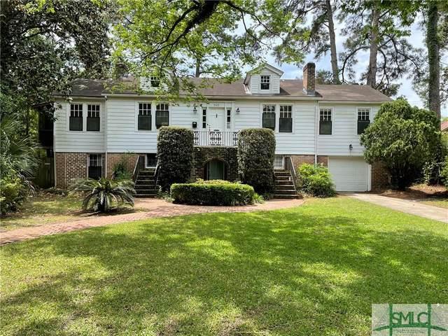 743 E 41st Street, Savannah, GA 31401 (MLS #248268) :: The Arlow Real Estate Group