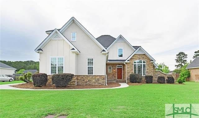 571 Bristol Way, Richmond Hill, GA 31324 (MLS #248282) :: The Hilliard Group
