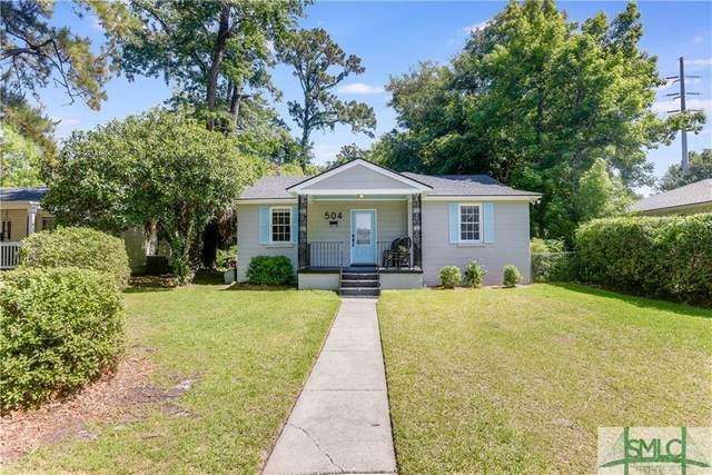 504 E 66th Street, Savannah, GA 31405 (MLS #248285) :: Coastal Savannah Homes