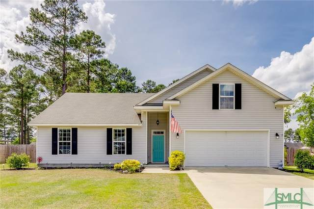 517 Adelante Lane, Guyton, GA 31312 (MLS #248288) :: Coastal Savannah Homes