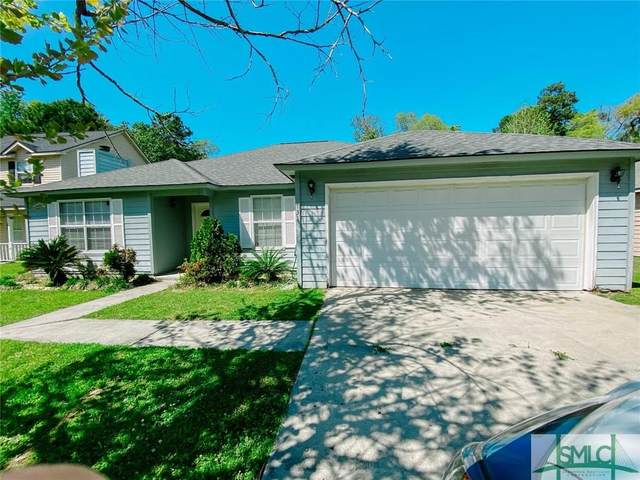 131 Saint Ives Drive, Savannah, GA 31419 (MLS #248291) :: Bocook Realty