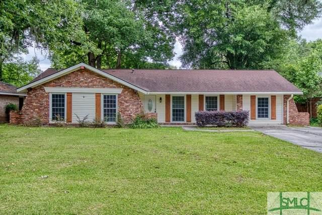 11603 Willis Drive, Savannah, GA 31419 (MLS #248292) :: Coastal Savannah Homes