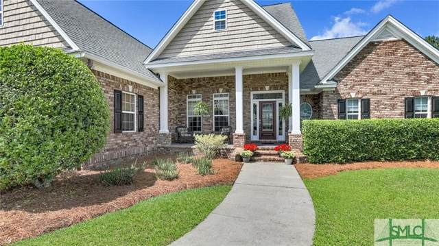 86 Brigham Drive, Richmond Hill, GA 31324 (MLS #248294) :: The Hilliard Group