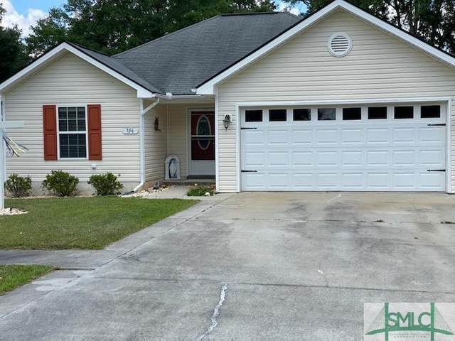 156 Burton Road, Savannah, GA 31405 (MLS #248296) :: Bocook Realty