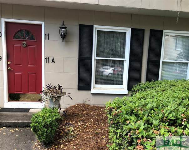 6501 Habersham Street 11A, Savannah, GA 31405 (MLS #248312) :: Coastal Savannah Homes
