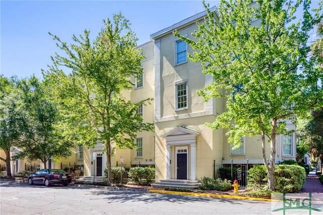 337 W Charlton Street, Savannah, GA 31401 (MLS #248315) :: Keller Williams Realty-CAP