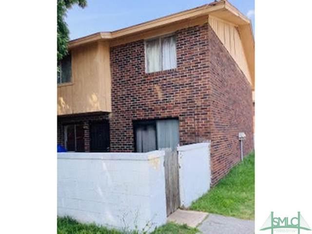 6 Lewis Drive, Savannah, GA 31406 (MLS #248317) :: McIntosh Realty Team