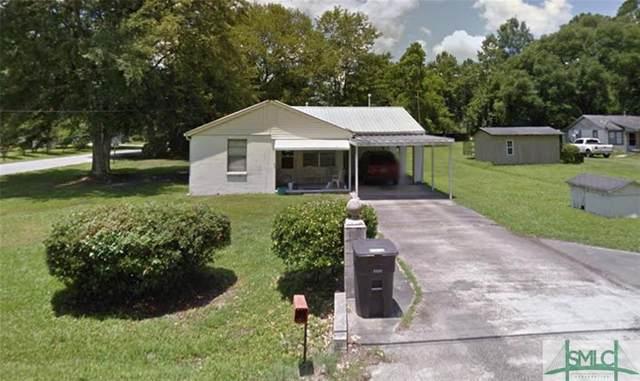 211 Cypress Street, Bloomingdale, GA 31302 (MLS #248318) :: The Arlow Real Estate Group