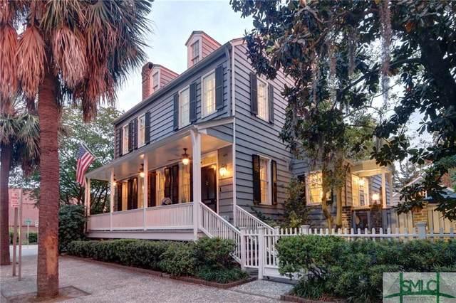 425 E Bay Street, Savannah, GA 31401 (MLS #248324) :: Keller Williams Coastal Area Partners