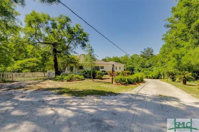 996 Old Augusta Road S, Rincon, GA 31326 (MLS #248328) :: The Arlow Real Estate Group