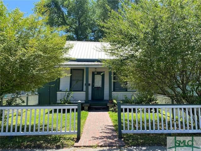 531 E Anderson Street, Savannah, GA 31401 (MLS #248332) :: McIntosh Realty Team