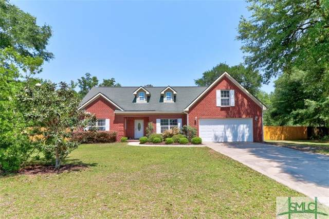 206 Beagle Street, Guyton, GA 31312 (MLS #248333) :: McIntosh Realty Team