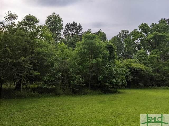 5126 Old Louisville Road, Pooler, GA 31322 (MLS #248334) :: Teresa Cowart Team
