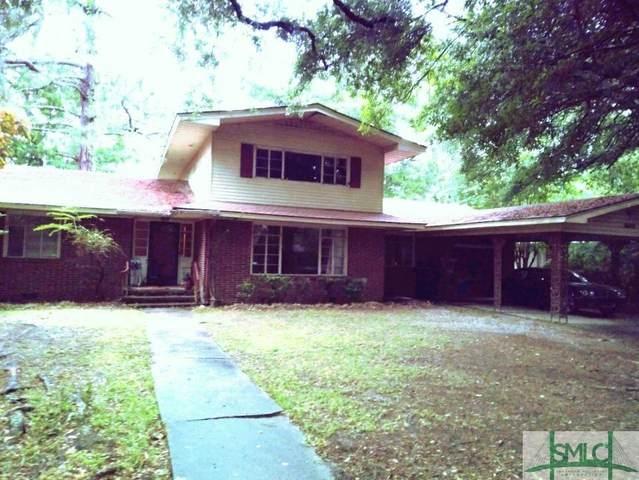 5525 Waters Drive, Savannah, GA 31406 (MLS #248338) :: Coastal Savannah Homes