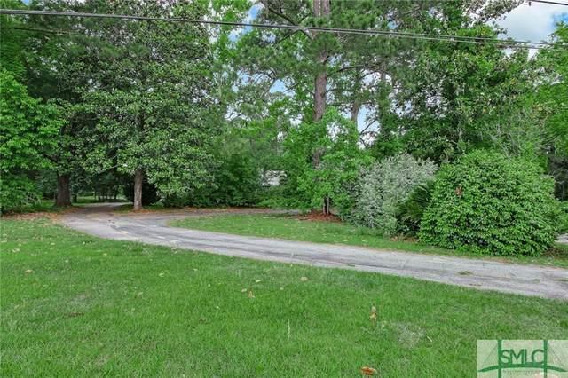 1409 Dean Forest Road, Savannah, GA 31405 (MLS #248355) :: McIntosh Realty Team