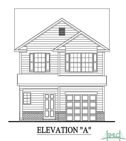 26 Morningside Drive, Allenhurst, GA 31301 (MLS #248357) :: Keller Williams Coastal Area Partners