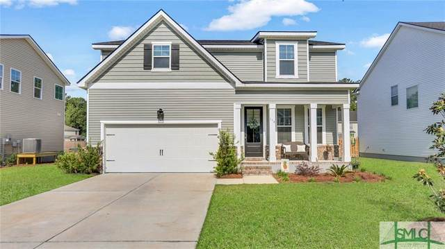 116 Whitaker Way N, Richmond Hill, GA 31324 (MLS #248363) :: RE/MAX All American Realty
