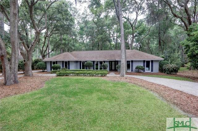 113 Mercer Road, Savannah, GA 31411 (MLS #248368) :: Luxe Real Estate Services