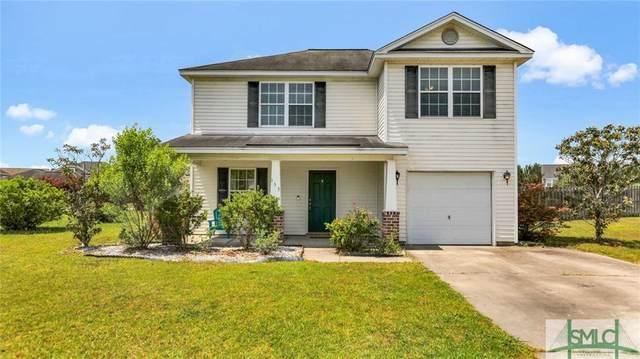 155 Willow Oak Drive, Richmond Hill, GA 31324 (MLS #248370) :: Keller Williams Realty-CAP