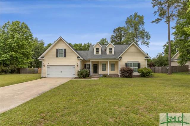 355 William Wells Road, Richmond Hill, GA 31324 (MLS #248378) :: Keller Williams Coastal Area Partners