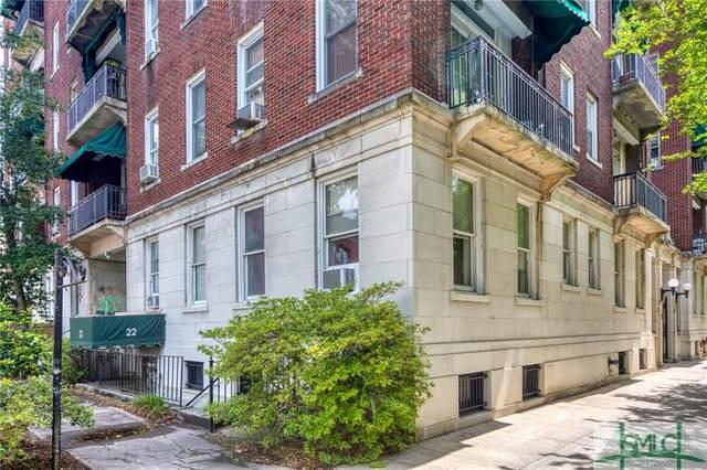 22 E Liberty Street, Savannah, GA 31401 (MLS #248379) :: Luxe Real Estate Services
