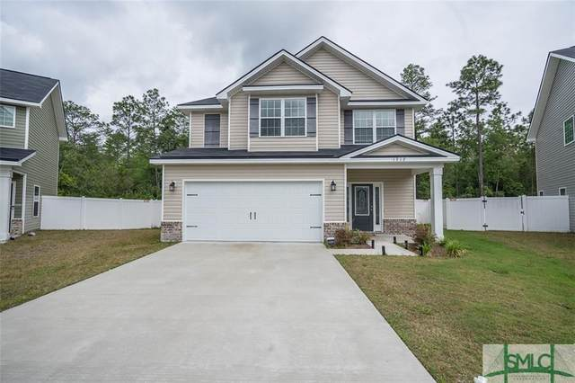 1312 Karen Court, Hinesville, GA 31313 (MLS #248383) :: The Hilliard Group