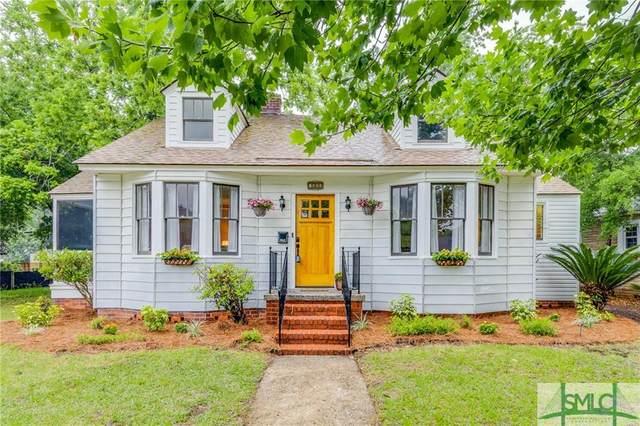 1505 E 48th Street, Savannah, GA 31404 (MLS #248386) :: The Arlow Real Estate Group