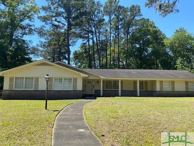 23 Clarendon Road, Savannah, GA 31410 (MLS #248392) :: The Arlow Real Estate Group