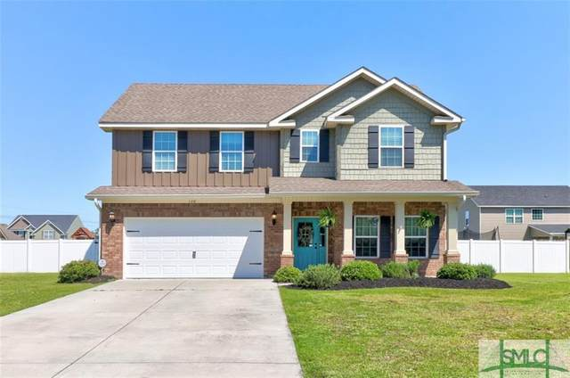 130 Greystone Drive, Guyton, GA 31312 (MLS #248396) :: The Arlow Real Estate Group