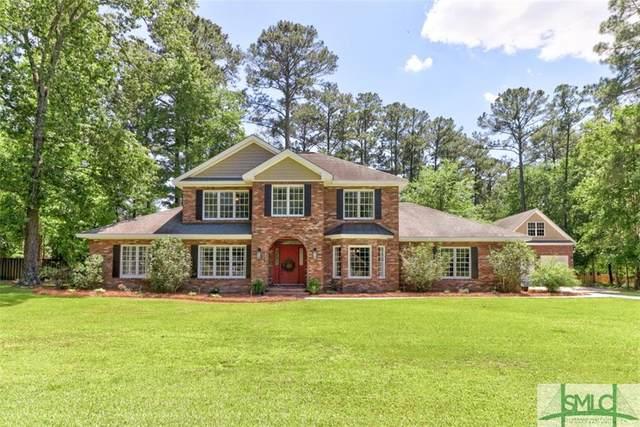 110 Cypress Drive, Rincon, GA 31326 (MLS #248414) :: The Arlow Real Estate Group