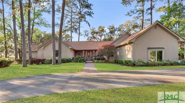 107 Herb River Drive, Savannah, GA 31406 (MLS #248430) :: Keller Williams Realty-CAP