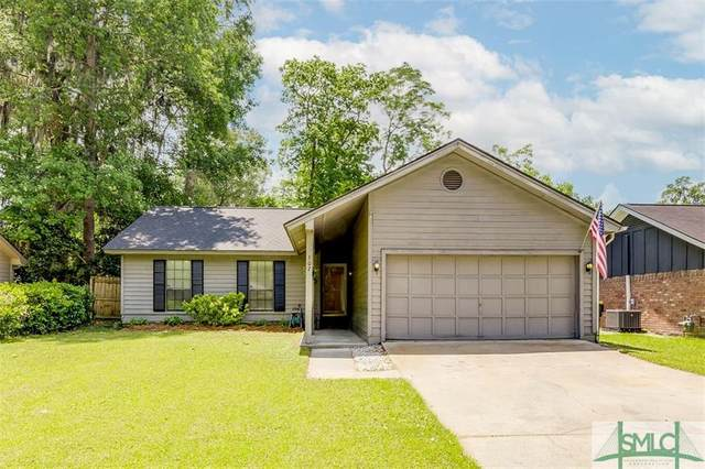 507 Wheeler Street, Savannah, GA 31405 (MLS #248432) :: Keller Williams Coastal Area Partners