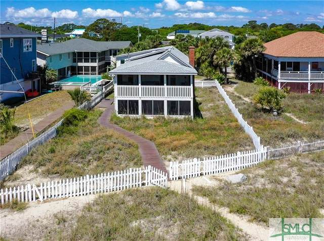 10 Lovell Avenue, Tybee Island, GA 31328 (MLS #248440) :: Coastal Savannah Homes