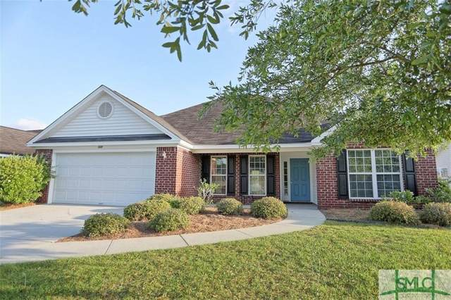142 Arbor Village Drive, Pooler, GA 31322 (MLS #248452) :: The Hilliard Group
