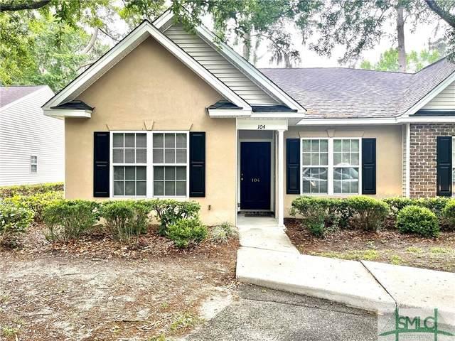 104 River Pointe Drive, Savannah, GA 31410 (MLS #248454) :: McIntosh Realty Team