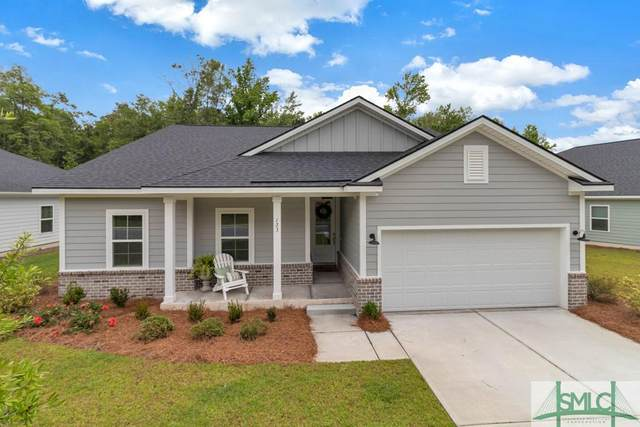123 Beecher Drive, Richmond Hill, GA 31324 (MLS #248456) :: Luxe Real Estate Services