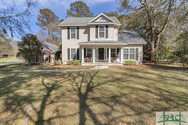 629 Sweet Hill Road, Richmond Hill, GA 31324 (MLS #248457) :: Luxe Real Estate Services