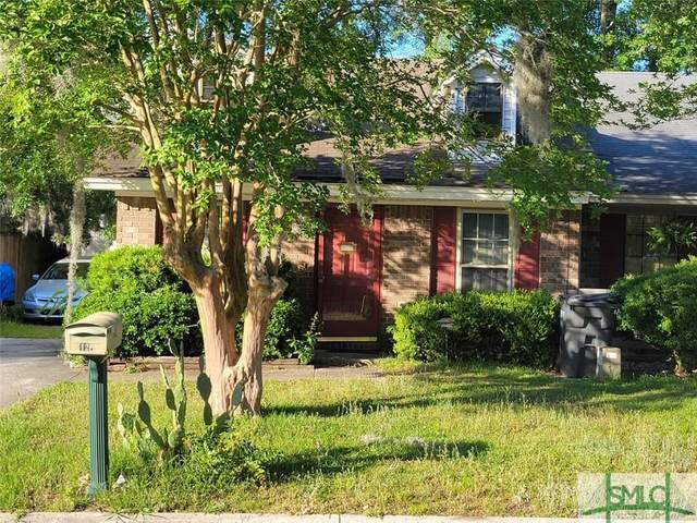 128 Hunt Club Court, Savannah, GA 31406 (MLS #248459) :: Keller Williams Coastal Area Partners