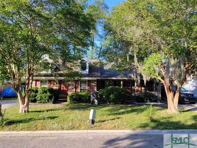 128/130 Hunt Club Court, Savannah, GA 31406 (MLS #248462) :: Keller Williams Coastal Area Partners