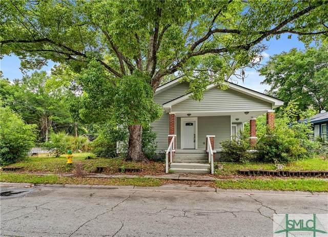 24 W 60th Street, Savannah, GA 31405 (MLS #248464) :: The Arlow Real Estate Group