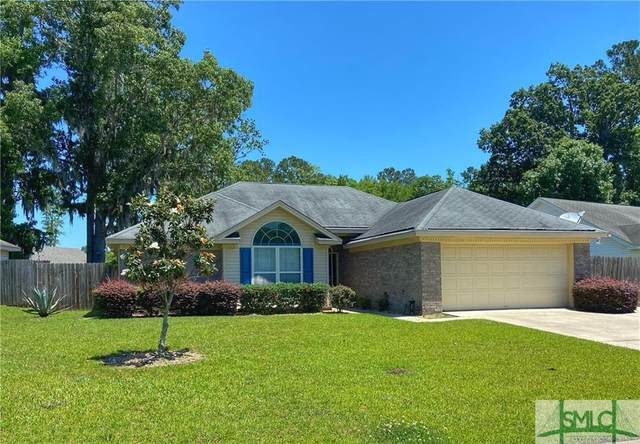 108 Meadowside Lane, Savannah, GA 31405 (MLS #248465) :: Coastal Savannah Homes
