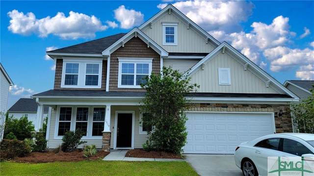 2939 Garden Hills Loop, Richmond Hill, GA 31324 (MLS #248468) :: The Hilliard Group